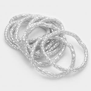 Silver Pack Bracelet