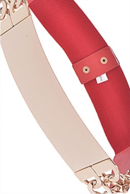 Red & Gold Belt